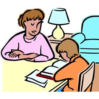 Helping special needs children with homework